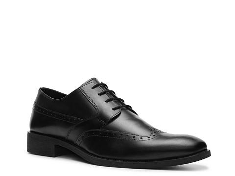 Incaltaminte Barbati Giorgio Brutini Kwitt Wingtip Oxford Black