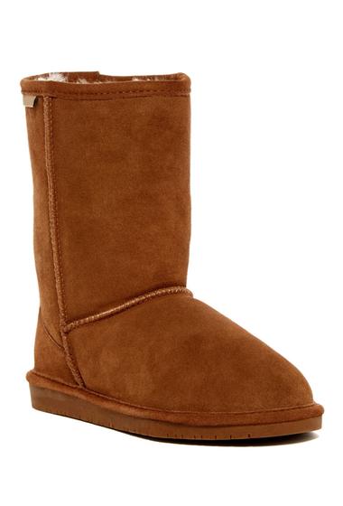 Incaltaminte Femei Bearpaw Emma Genuine Sheepskin Lined Boot HICKORY