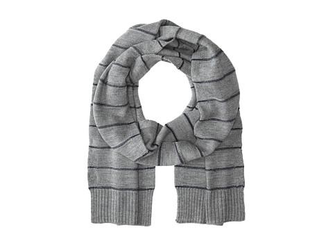 Accesorii Barbati Culture Phit Horizontal Stripe Merino Scarf Flannel Combo