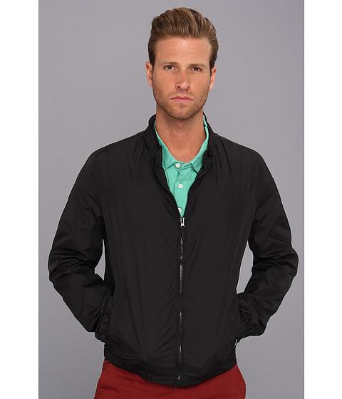Imbracaminte Barbati Members Only Packable Windbreaker Jacket Black