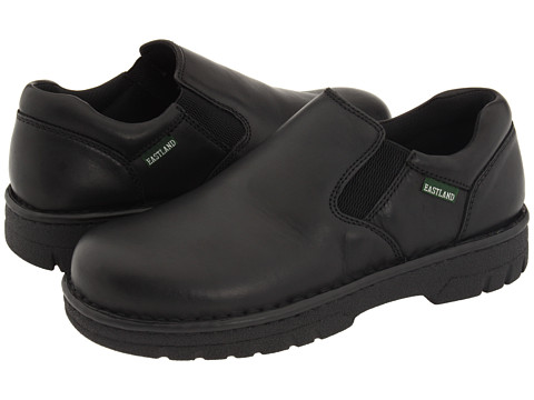 Incaltaminte Barbati Eastland Newport Black Leather