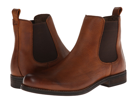 Incaltaminte Barbati Wolverine Garrick Chelsea Boot Copper Brown