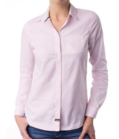 Imbracaminte Femei US Polo Assn Classic Oxford Shirt Coastal Pink