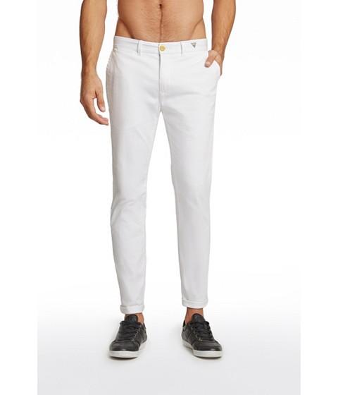 Imbracaminte Barbati GUESS Mayr Pants true white
