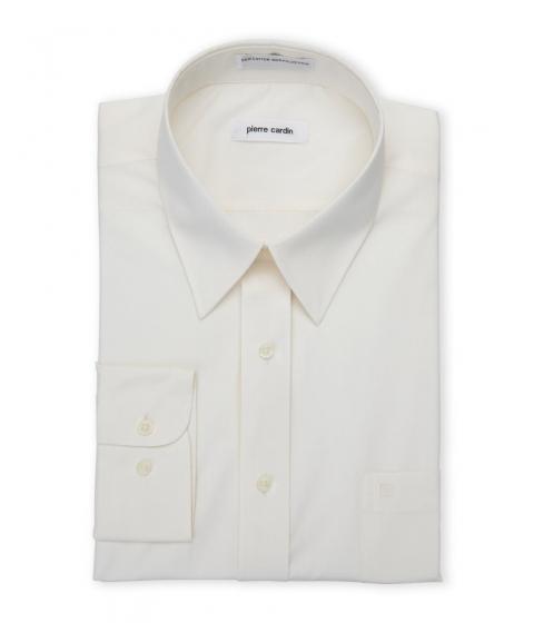 Imbracaminte Barbati Pierre Cardin Cream Dress Shirt Cream