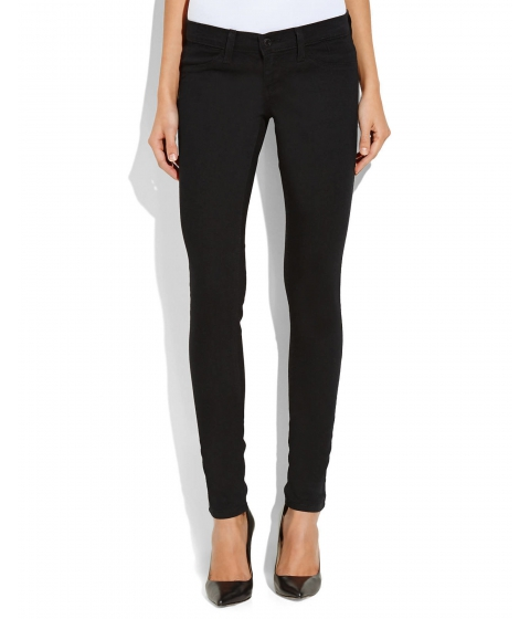 Imbracaminte Femei Flying Tomato Black Faux Pocket Skinny Jeans Black