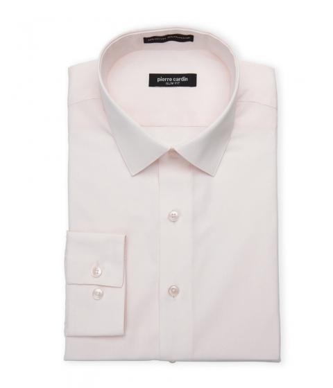 Imbracaminte Barbati Pierre Cardin Slim Fit Dress Shirt New Pink