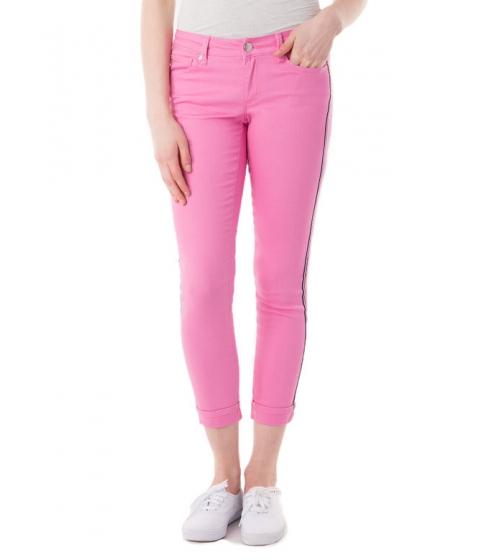 Imbracaminte Femei US Polo Assn Kiki Skinny Ankle Pant PINK ZINC