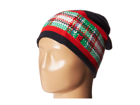 Accesorii Femei Marc by Marc Jacobs Percy Beanie Normandy Blue Multi