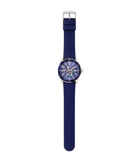 Ceasuri Barbati GUESS Blue Multifunction Watch no color