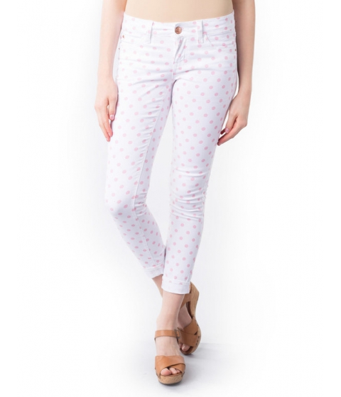 Imbracaminte Femei US Polo Assn Zina Polka Dot Print Pant OPTIC DOT
