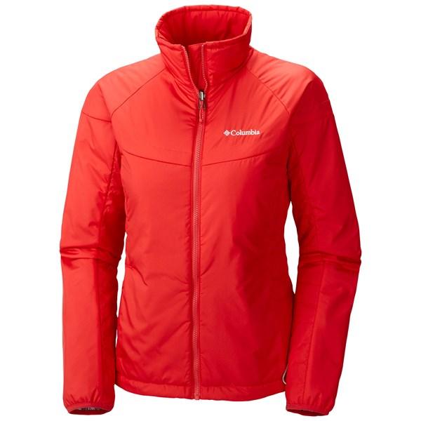 Imbracaminte Femei Columbia Whirlibird Interchange Omni-Heat Omni-Tech Jacket - 3-in-1 BLACK PLAIDBRIGHT PLUM (04)