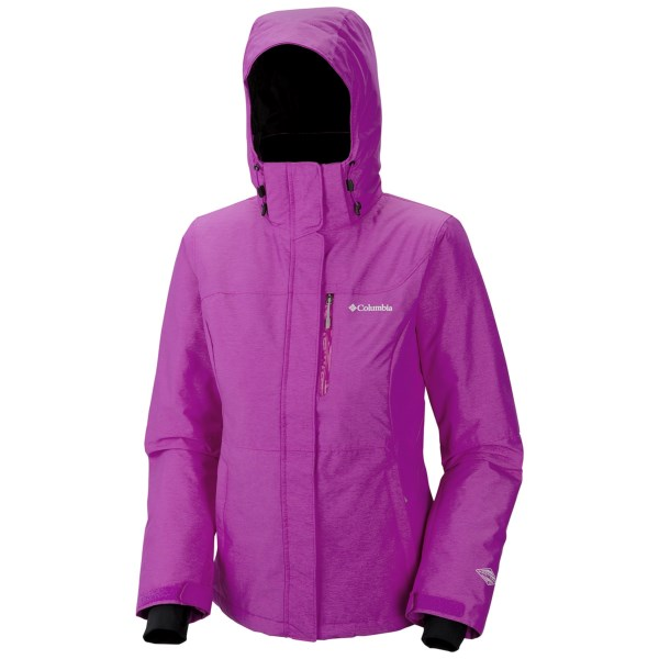 Imbracaminte Femei Columbia Alpine Action Omni-Heat Jacket - Insulated RUBY RED (02)