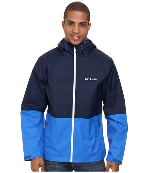Imbracaminte Barbati Columbia Roan Mountaintrade Jacket Collegiate NavyHyper Blue