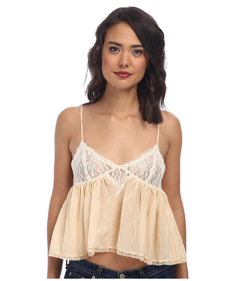 Imbracaminte Femei Free People Cami Sweet Lace Top Light Peach