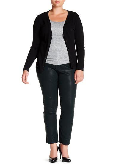 Imbracaminte Femei NYDJ Sheri Coated Skinny Jean Plus Size ALPINE