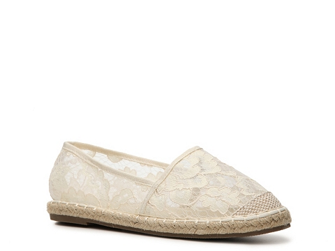 Incaltaminte Femei GC Shoes Bloomy Flat Ivory