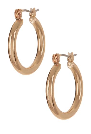 Bijuterii Femei 14th Union Small Hoop Earrings GOLD