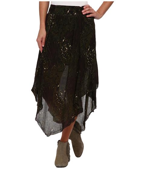 Imbracaminte Femei RVCA Haida Skirt Slate Blue