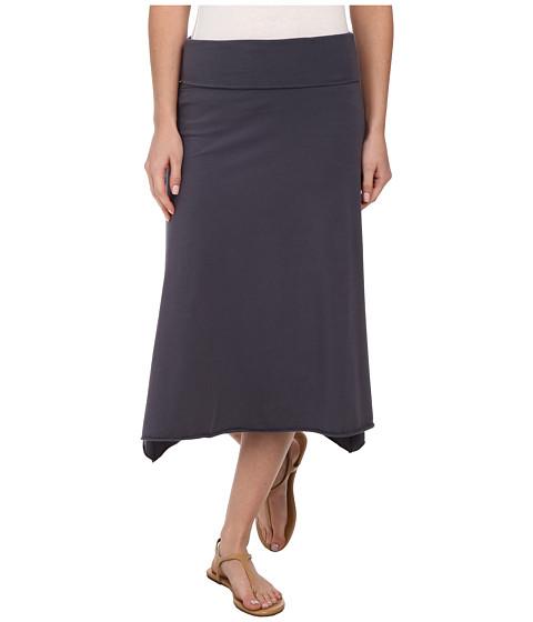 Imbracaminte Femei Allen Allen Asymmetrical Skirt Flint