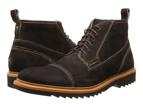 Incaltaminte Barbati Robert Graham Bedford Dark Brown