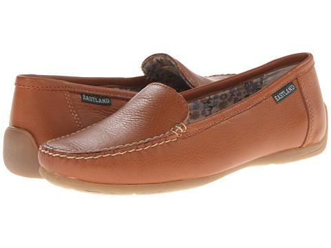 Incaltaminte Femei Eastland Daytona Tan Leather