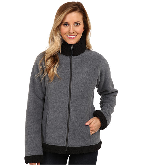 Imbracaminte Femei White Sierra Kodiak II Bonded Jacket Charcoal Heather
