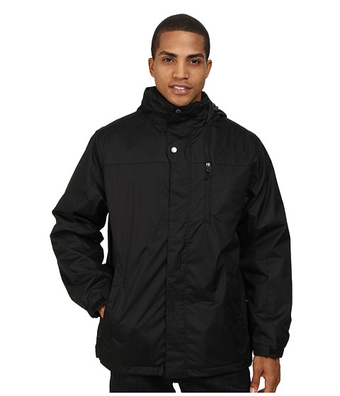 Imbracaminte Barbati White Sierra Three Season Jacket Black
