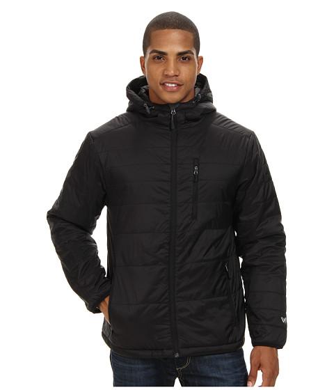 Imbracaminte Barbati White Sierra Peak Packable Hooded Jacket Black