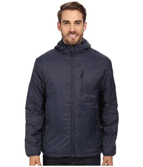 Imbracaminte Barbati White Sierra Peak Packable Hooded Jacket Titanium