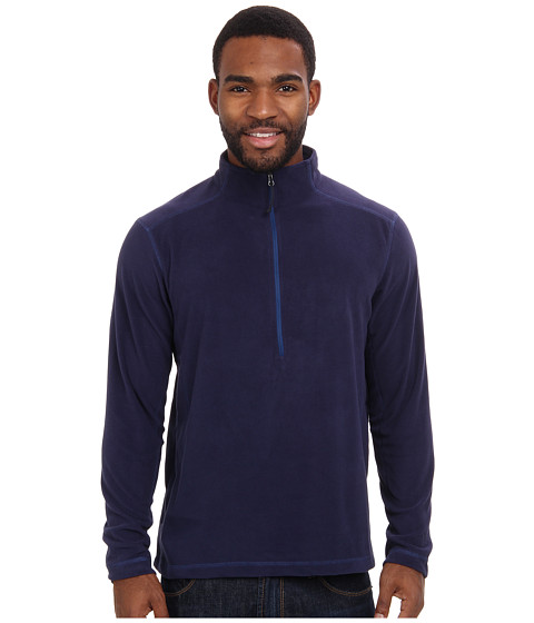 Imbracaminte Barbati White Sierra Microtek Fleece Quarter Zip Navy