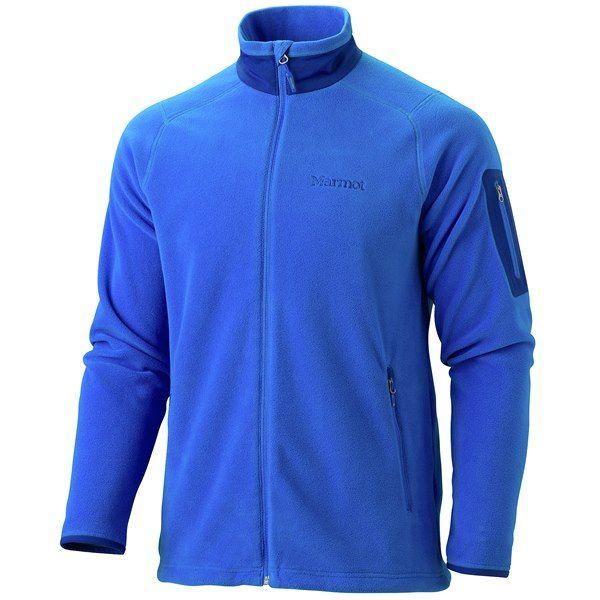 Imbracaminte Barbati Marmot Reactor Jacket - Polartec Fleece COBALT BLUE (04)