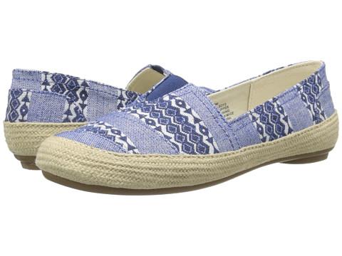 Incaltaminte Femei Nine West Gilboy Blue Multi Fabric 1