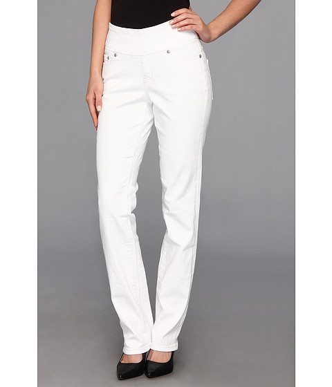 Imbracaminte Femei Jag Jeans Peri Pull-On Straight in White White