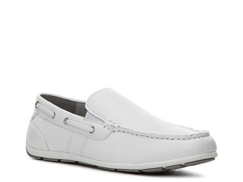 Incaltaminte Barbati GBX Ludlam Slip-On White