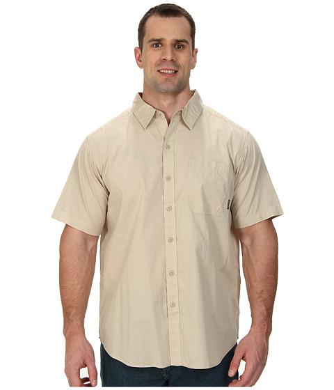 Imbracaminte Barbati Columbia Big amp Tall Thompson Hilltrade Solid SS Shirt Fossil