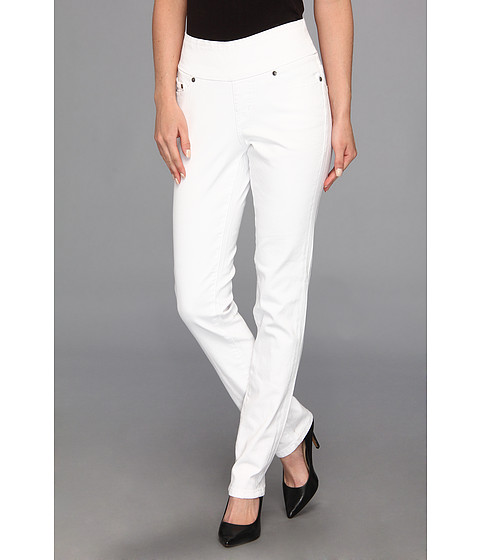 Imbracaminte Femei Jag Jeans Malia Pull-On Slim Colored Denim in White White