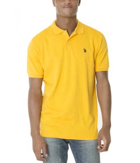 Imbracaminte Barbati US Polo Assn Interlock Polo Shirt WILD SUNFLOWER