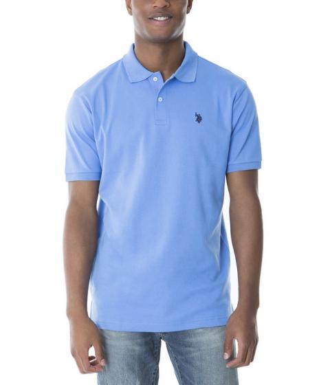 Imbracaminte Barbati US Polo Assn Interlock Polo Shirt REGATTA