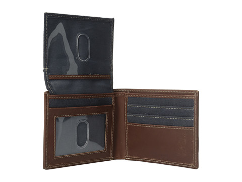 Genti Barbati Timberland Canvas Hunter Passcase Navy
