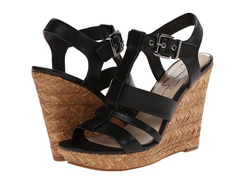 Incaltaminte Femei Jessica Simpson Casie 2 Black Sleek