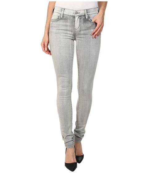 Imbracaminte Femei DKNY Avenue B Ultra Skinny in Silver Dollar Wash Silver Dollar Wash