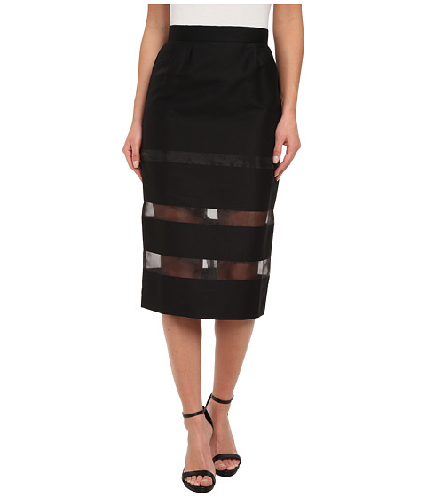Imbracaminte Femei French Connection Wind Jammer Skirt 73CPO Black