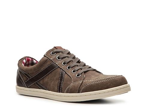 Incaltaminte Barbati Ben Sherman Knox Sneaker Brown