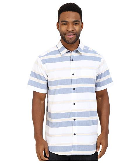 Imbracaminte Barbati Columbia Thompson Hilltrade II Yarn Dye Shirt Night Tide Stripe