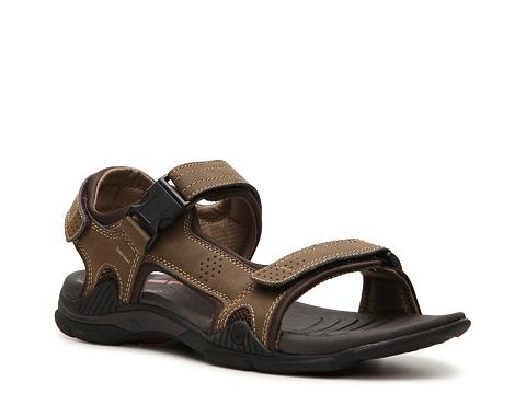 Incaltaminte Barbati Dockers Bonsal Sandal BrownBlack