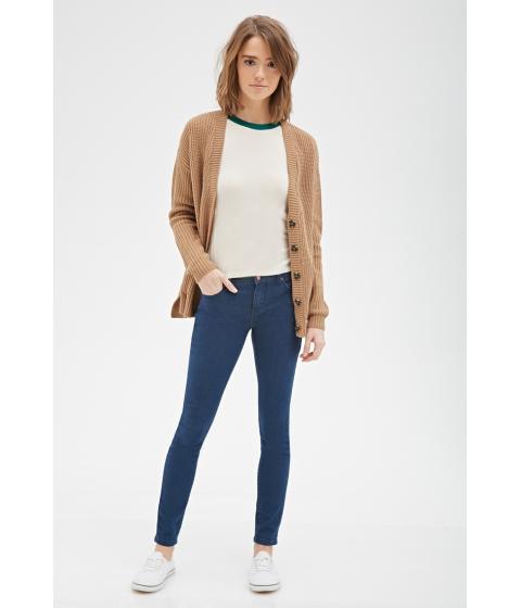 Imbracaminte Femei Forever21 Skinny Ankle Jeans Denim