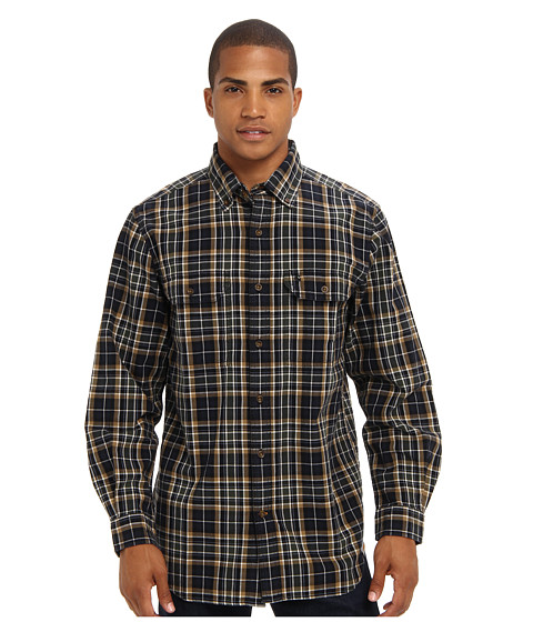 Imbracaminte Barbati Carhartt Fort Plaid Long Sleeve Shirt Navy
