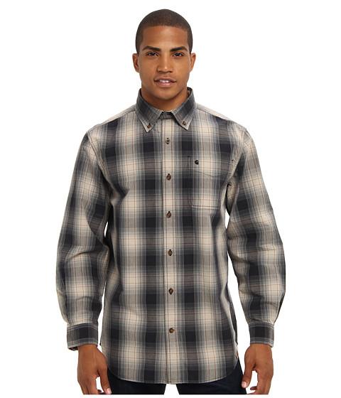 Imbracaminte Barbati Carhartt Bellevue LS Shirt Black