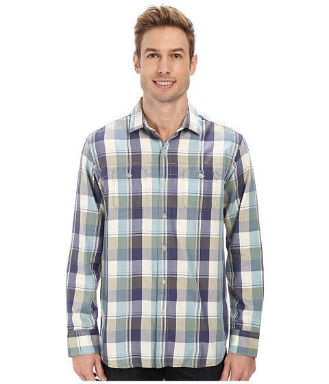 Imbracaminte Barbati Tommy Bahama Plaid Canyons LS Button Up Fir Green